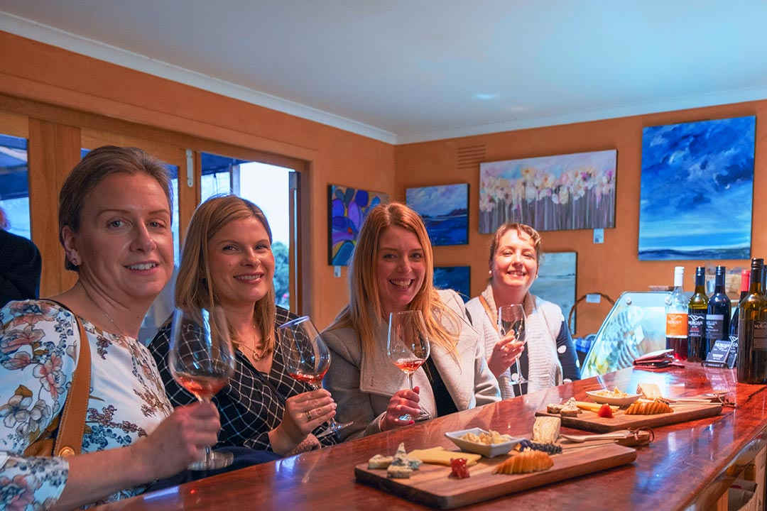 Girls Day Winery Tours from Melbourne