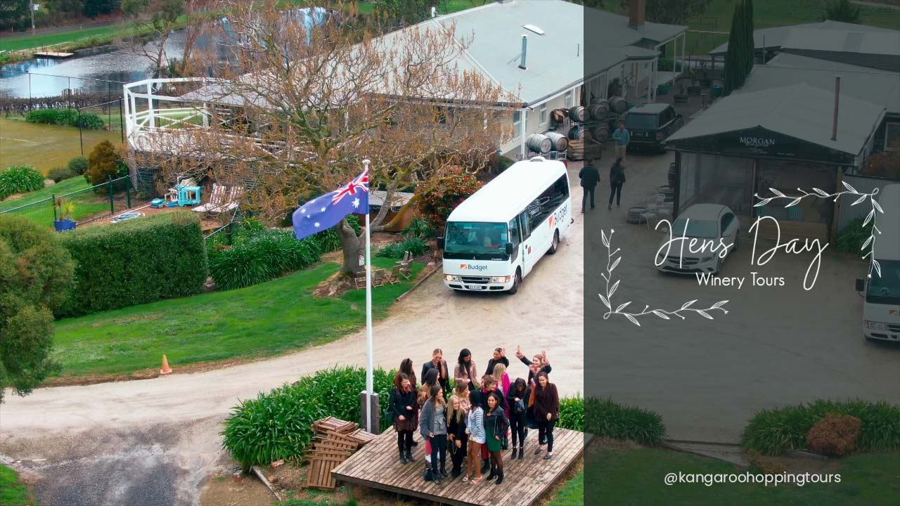 Hens Day Winery Tours